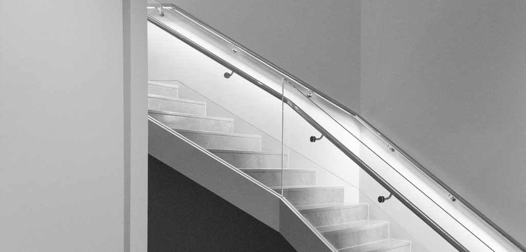 Architectural Metalwork by Gordon Wilson Ltd Staircases